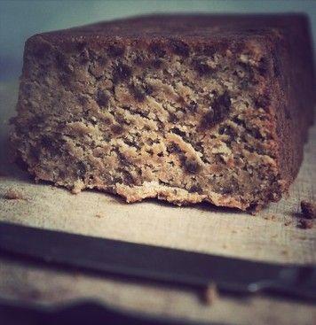 Voedzo  –  Ontbijtkoek (suikervrij, zuivelvrij, glutenvrij)