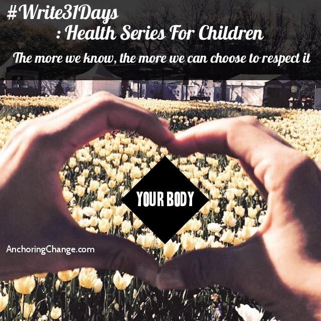Half Way Point: Health Series For Children