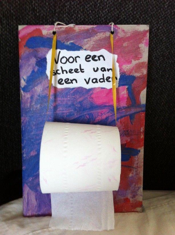 leuk idee voor vaderdag