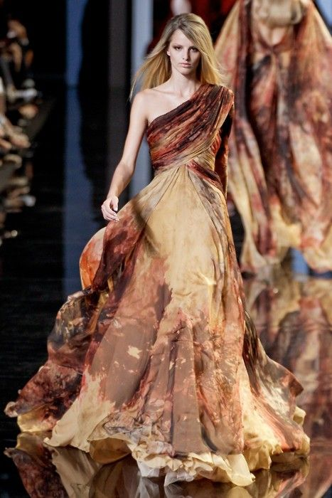 Floaty/stylish dress by Elie Saab