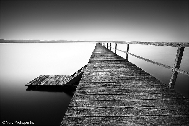 Long Jetty by -yury-, via Flickr