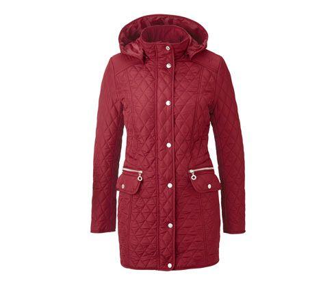 Kurzmantel mit Rautensteppung Jetzt bestellen unter: https://mode.ladendirekt.de/damen/bekleidung/maentel/kurzmaentel/?uid=fe09e33c-5941-542e-b3c1-49c67a58d6d9&utm_source=pinterest&utm_medium=pin&utm_campaign=boards #apparel #jackets #kurzmaentel #bekleidung #maentel