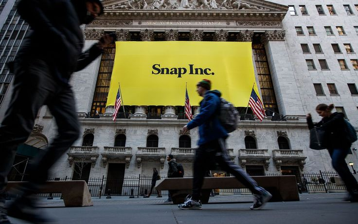 Snap Is Year's Most-Shorted Tech IPO Before Lockup Ends