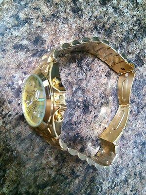 Michael Kors Para Hombre oro tono Reloj mk - relo , Relojes de marca mk baratos