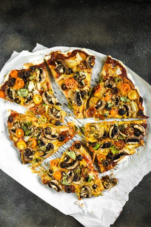 Extra Saucy Veggie Lover S Pizza Veggies Pizza Food