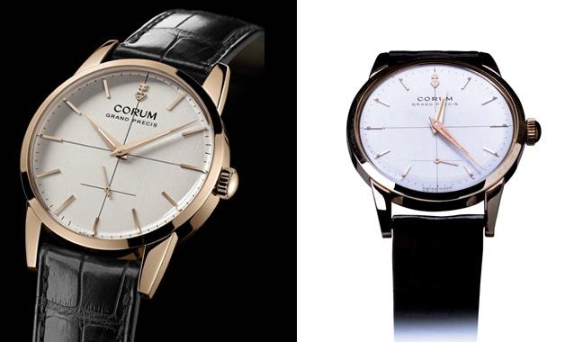 Corum Grand Precis : une élégante façon de donner l'heure