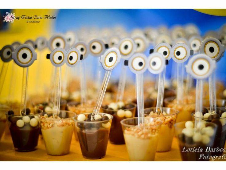 Doces para festa Minions                                                                                                                                                                                 Mais