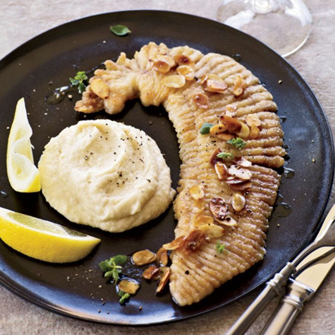 A longtime French favorite, skate is an easy and delicious fish to cook. Find amazing skate wing recipes.
