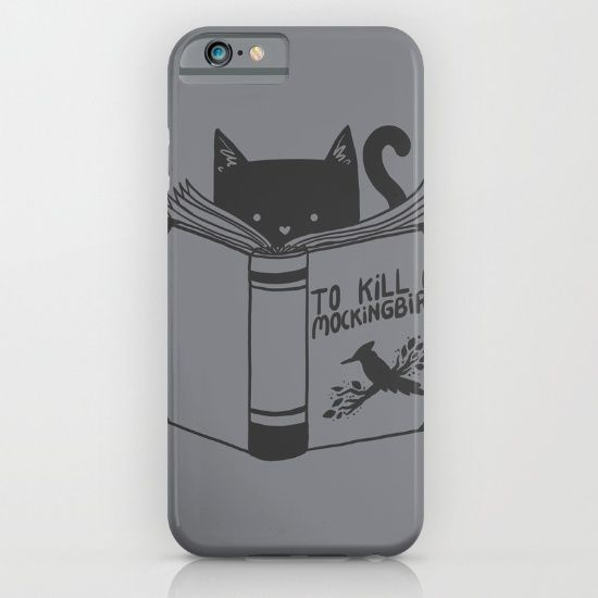 Buy To Kill a Mockingbird iPhone & iPod Case by Tobe Fonseca. Worldwide shipping available at Society6.com. Just one of millions of high quality products available.