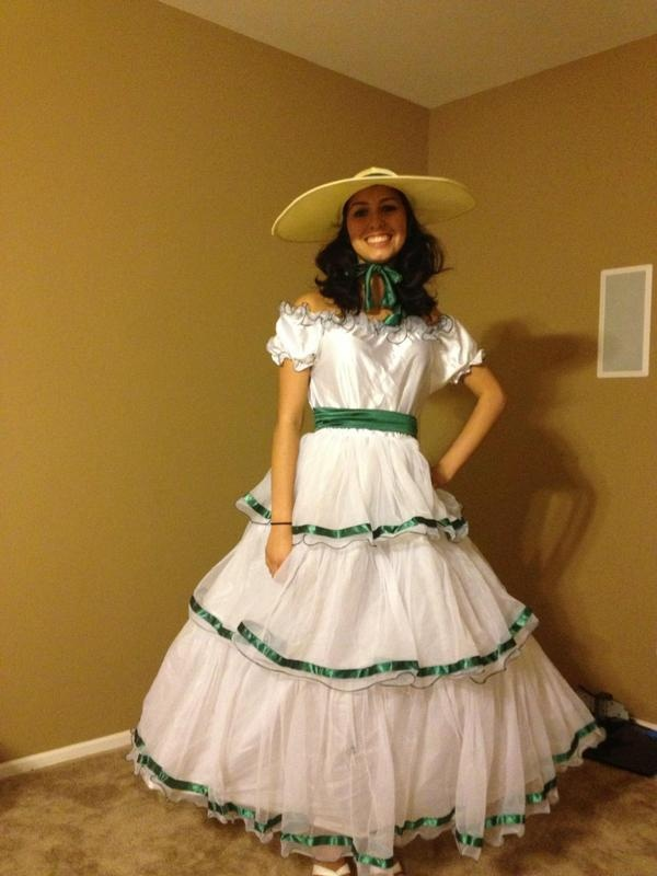 Scarlett O Hara Halloween Costume