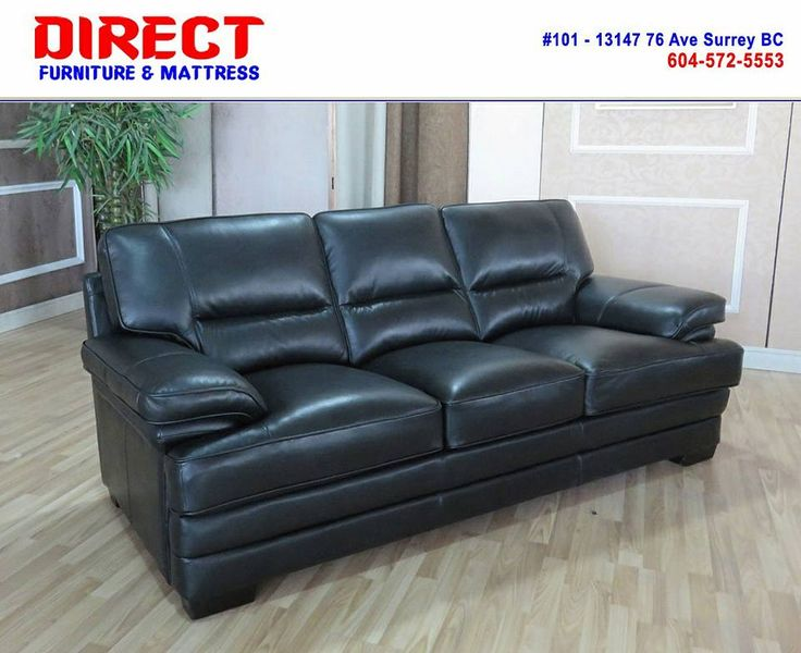 Leather couch  #directfurniture #livingroom #sofa #couch #leather #modernstyle #bedroom #bedroomdecor #bedroomsuite #mattress #dinningroomset #diningtable #chairs