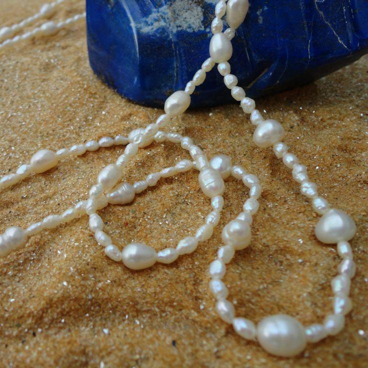 """Halskette """"Meerjungfrau""""  #thai-arts #thaischmuck #schmuck #strandschmuck #urlaubsschmuck #naturschmuck #thailand #halskette #armband #schmuckset #armbänder #halsketten #ketten #kette #reiseschmuck #souvenir #souvenirs #strandsouvenir #urlaubssouvenier #asiaschmuck #strand #urlaub #reise #perlen #steine #muscheln #handarbeit #madeinthailand #onlineshop #shop"""