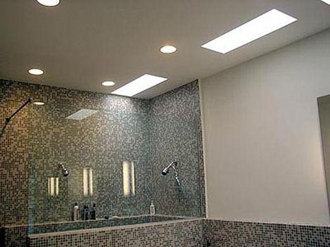 Освещение ванной комнаты | Дизайн и строительство