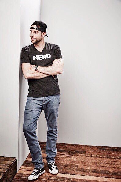 Nerd ❤️ ~ Zachary Levi