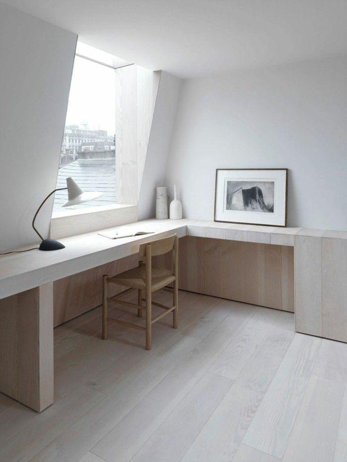 die besten 25 schreibtisch massivholz ideen auf pinterest esstisch massiv esstisch aus. Black Bedroom Furniture Sets. Home Design Ideas
