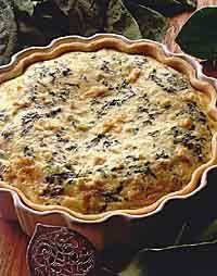 Spinach Quiche Recipe   Quiche Florentine