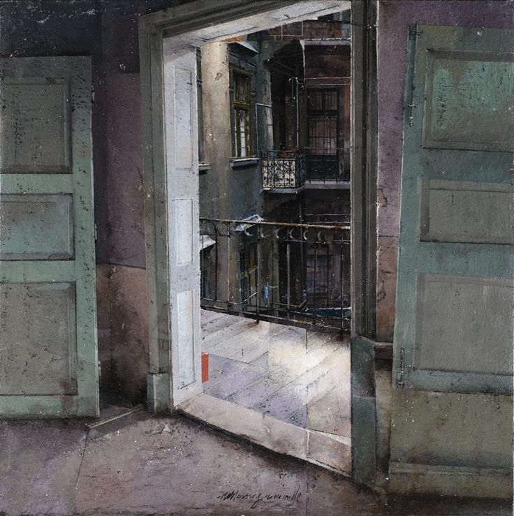 Matteo Massagrande(Italian, b.1959)