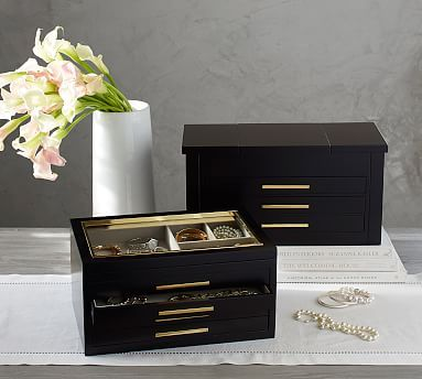 128 best jewelry boxes displays boxes images on pinterest