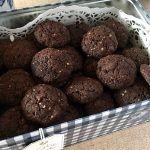A család és barátok nagy kedvence ez a csokis keksz. Igazán csokis, finom, puha, bármikor
