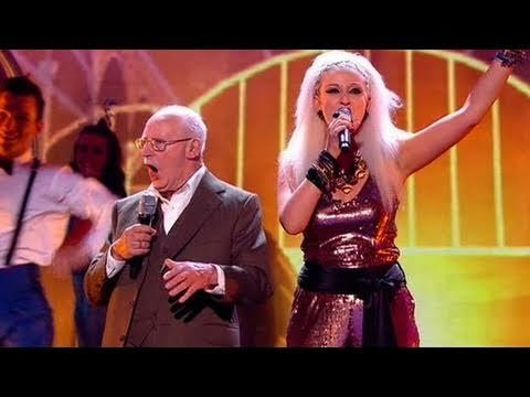 cool Watch Ted and Grace - Britain's Got Talent Live Semi-Final - itv.com/talent - UK Version
