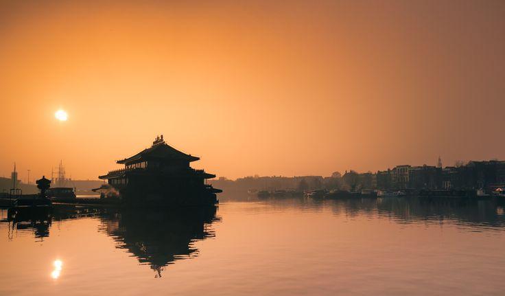 Orange morning by Kire Hajba on 500px