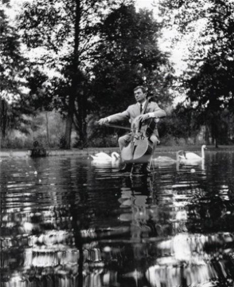 Maurice Baquet & Robert Doisneau - 1957