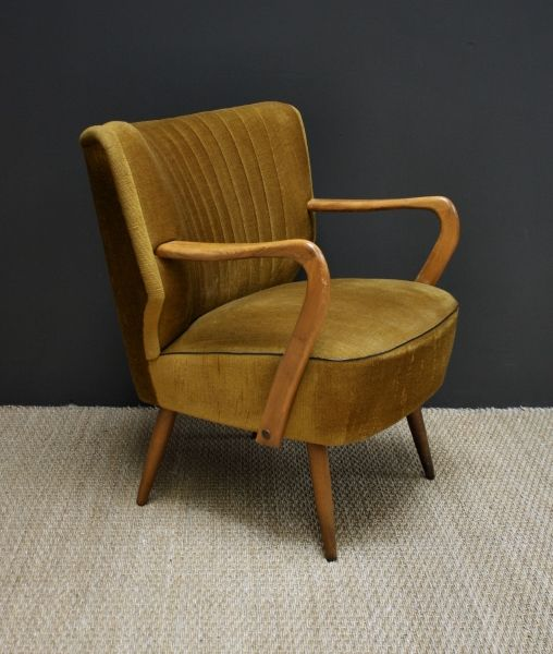 17 best images about cocktail chair on pinterest shops linens and wool - Vintage lyon lounge ...