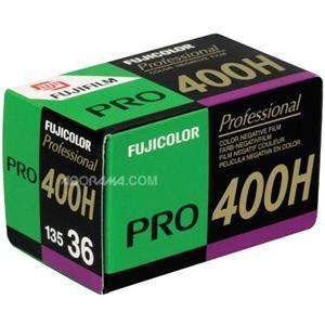 Fujifilm Fujicolor Pro 400H Color Negative Film ISO 400, 35mm Size, 36 Exposure