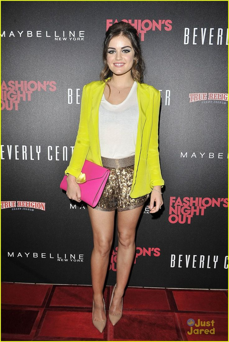 Lucy Hale. So Gorg!