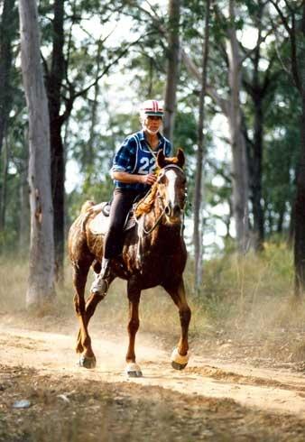 The Barefoot Endurance Horse - Part 1