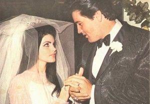 Elvis & Priscilla Wedding at Aladdin Hotel