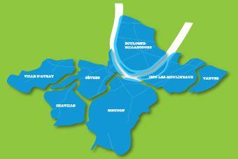 Sur le territoire du numérique qu'est Grand Paris Seine Ouest, les innovations, applications et expérimentations fleurissent pour signaler un dysfonctionnement sur l'espace public, et faciliter votre quotidien, vos déplacements, vos achats et même votre vie professionnelle. Revue de détail.