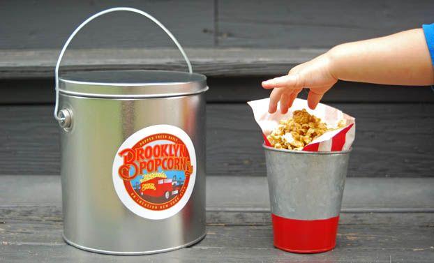 Brooklyn Popcorn Review + $20 Brooklyn Popcorn Giveaway!