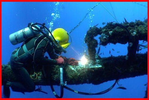 underwater welding jobs