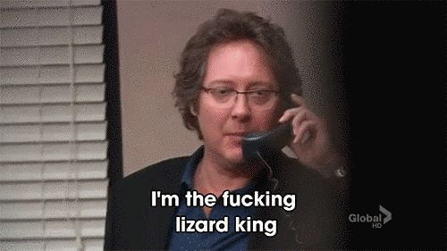 idk why this quote made me laugh...it might be because i'm drunk. but here's to robert california!