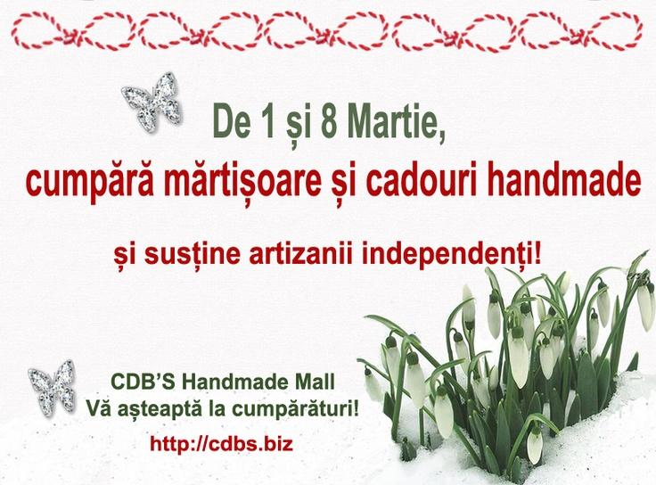 CDB'S te invita la cumparaturi!   http://cdbs.biz