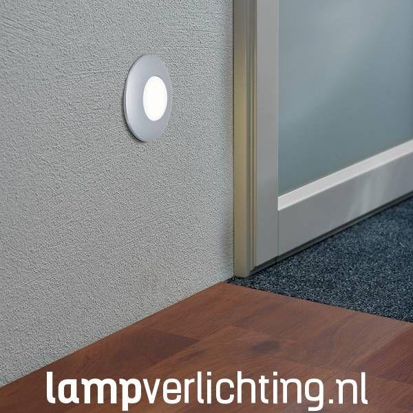 Inbouwspots Rond 230V IP65 voor inbouwdoos - Set #inbouwspot #ledverlichting #wandspot #wandverlichting
