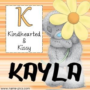 1000+ images about KAYLA on Pinterest