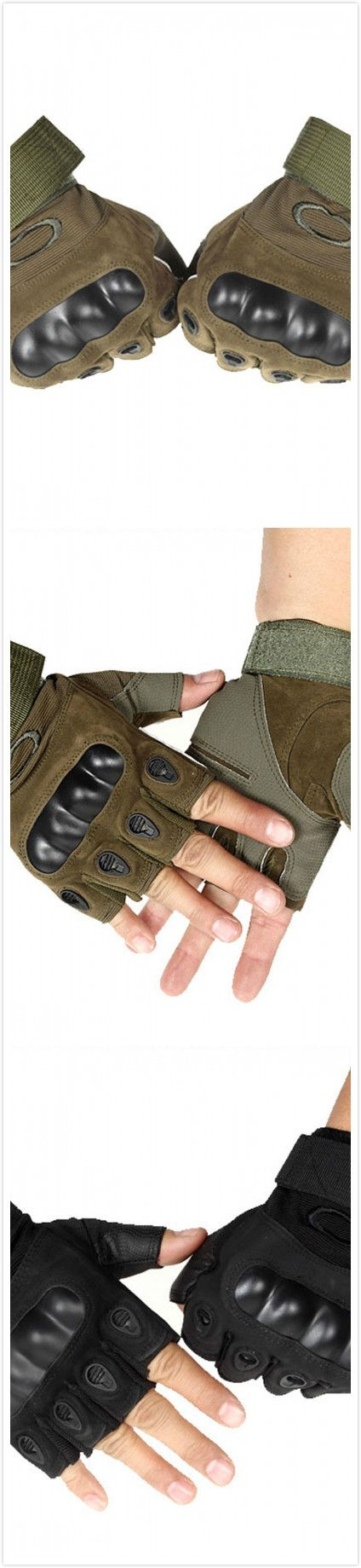 Find the very gift for the coming father's day? Why not try this?The gloves are designed specially for sports lovers. It is extremely wear-resistant. It is ideal for outdoors activities like cycling, riding, shooting, tactical activities. The materials in the palm is anti-slip! Most important, it is just $9.99 now! Shop now