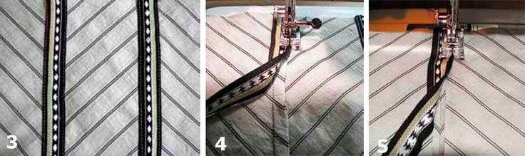 Оригинальная отделка швейных изделий | pokroyka.ru-уроки кроя и шитья
