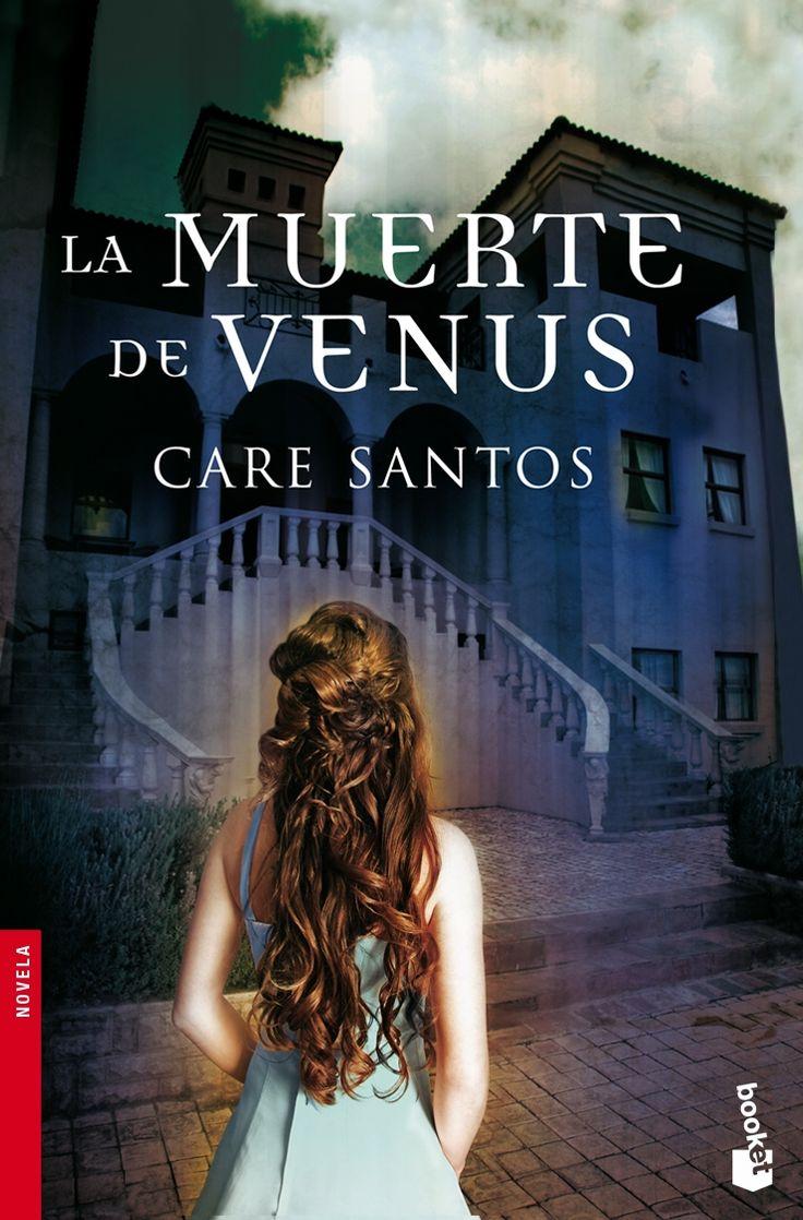 La muerte de Venus, de Care Santos. Una historia de fantasmas en la España actualmaravillosa sin lugar a dudas