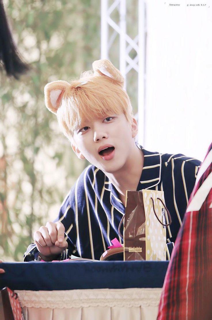 B.A.P's Yoo Youngjae