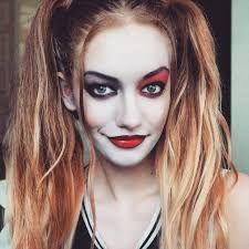 Resultado de imagen para harley quinn makeup