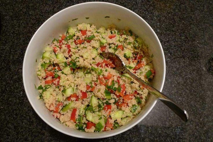 Kuskus z warzywami - Jest Pięknie