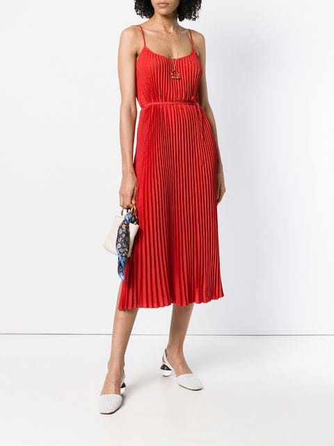 c5a0f593a7 Vince pleated dress | Lot28 Shoot in 2019 | Dresses, Fashion, Pants