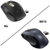 Logitech M510 vs Logitech Anywhere Mx: http://www.squidoo.com/logitech-m510-vs-logitech-mx