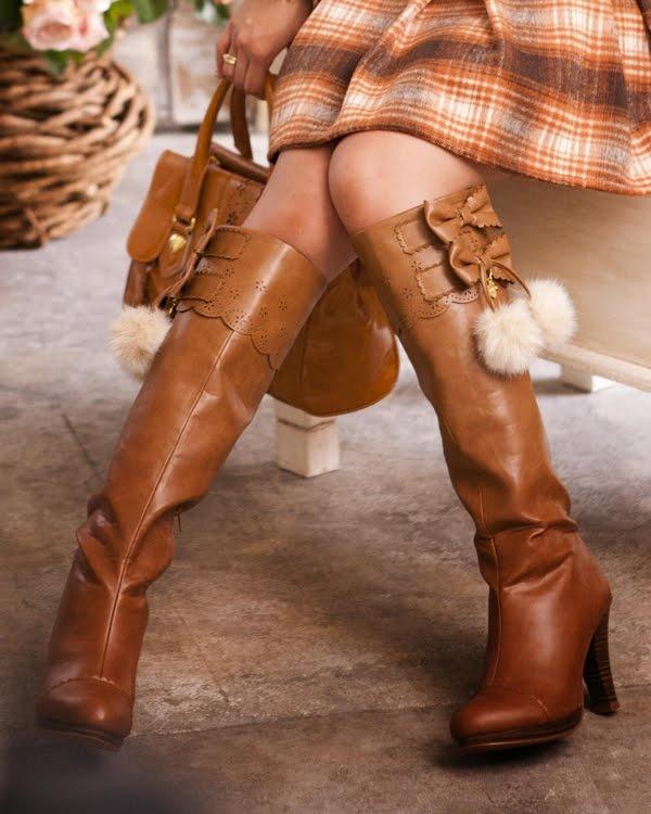 Liz Lisa boots
