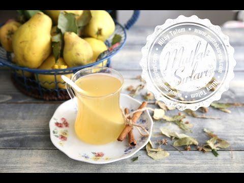 Ayvalı Ihlamur Çayı Tarifi - Mutfak Sırları - YouTube