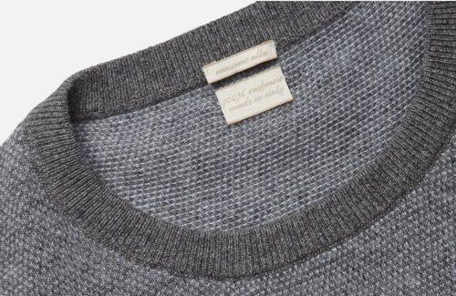 Как стирать кашемировый свитер?