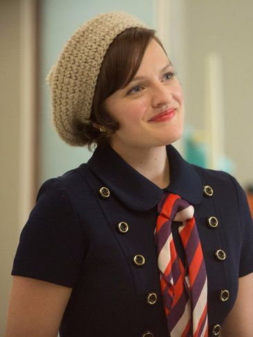 Career lessons from Peggy Olson! Her Transformation on Mad Men.